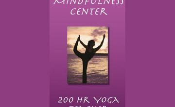 The Mindfulness Center, 200 Hr Yoga Teacher Training