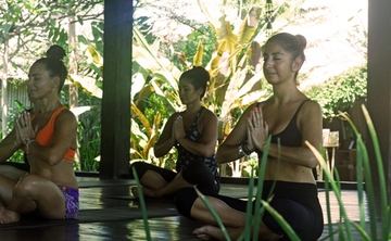 7 Days Unlimited Blissful Women's Yoga Retreat in Bali