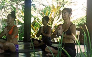 7 Days Unlimited Blissful Women's Yoga Retreat in Bali