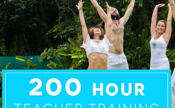 200 HOUR CERTIFIED YOGA TEACHER TRAINING COURSE IN THAILAND