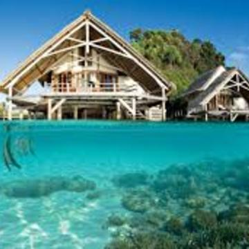 Misool Eco Resort, Raja Ampat Indonesia