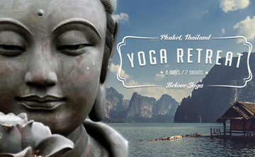 Yoga Retreat in Phuket & Khao Sok (10% off)