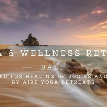 Luxurious Wellness & Yoga Retreat in Bali