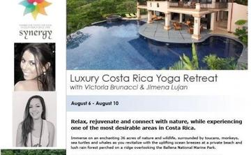 LUXURY HEALING YOGA COSTA RICA RETREAT
