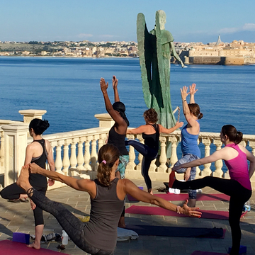 5* Luxury Yoga Retreat Italy: 8-15 October 2017