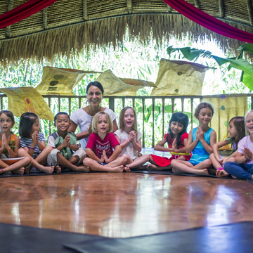 100 Hr Yoga for Kids and Teens Teacher Training