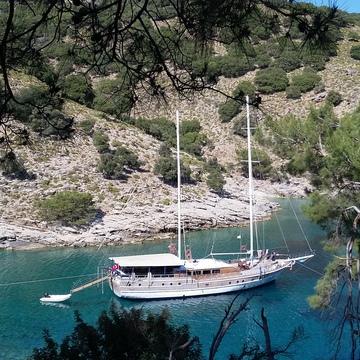 Yoga Cruise Turkey