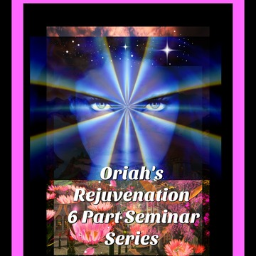 Be READY for 2017! Oriah's 6 Part Rejuvenate Seminar Series