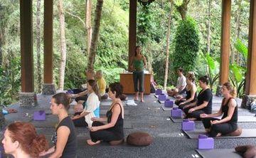 8 Days Balinese New Year Yoga Retreat