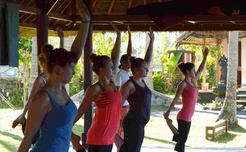 5 Days Ashtanga Hatha Retreat in a Gandhi Ashram, Bali