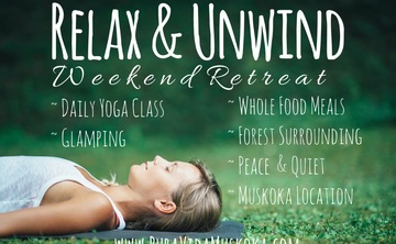 Relax & Unwind Weekend Yoga Retreat