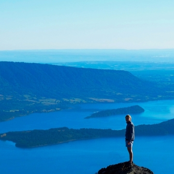 7 Day Self-Discovery Yoga Retreat in Patagonia Chile