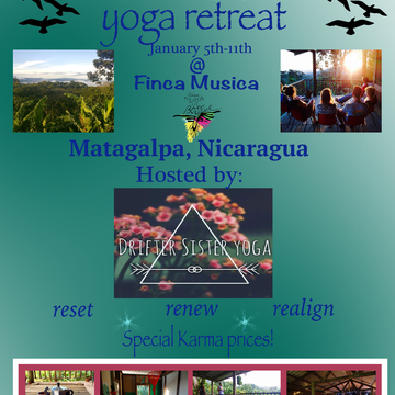 Post New Years Yoga Retreat