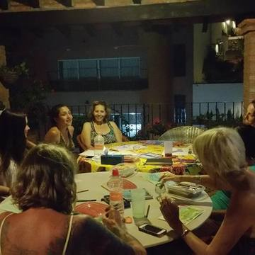 Mariposa Art Therapy Retreat