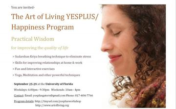 The Yesplus Happiness Program