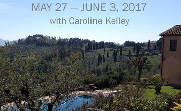 2017 Italy Yoga Holiday with Caroline Kelley