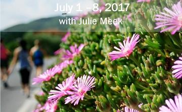 2017 Wellness Retreat in Tuscany with Julie Meek