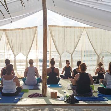 Solar Love Yoga Retreat