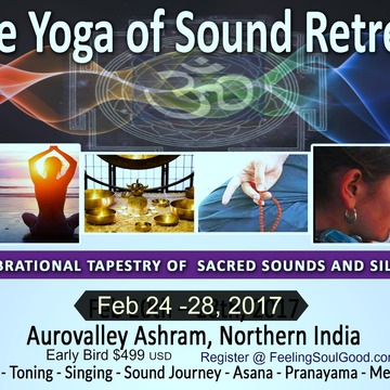 The Yoga of Sound Retreat