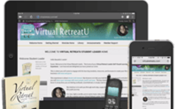 Virtual Retreat Leader Training - 8 Week Experience