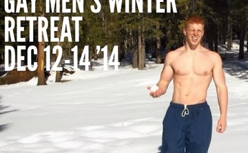 Gay Men's Winter Retreat