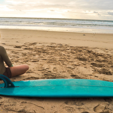 Yoga, Surf & Nourish retreat
