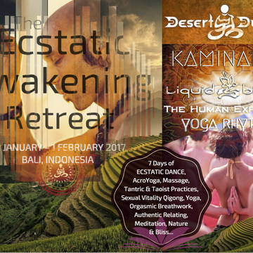 The Ecstatic Awakening Retreat