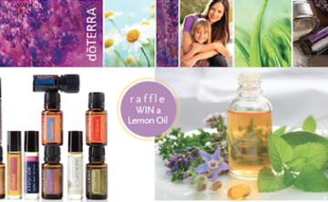do-TERRA Essential Oil Workshop