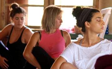 Afternoon Drop-in Hridaya Hatha Yoga Classes