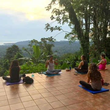 Yoga in the Rainforest: Retreat to Costa Rica