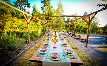 SwellCo-ed Mini Yoga Getaway at Lotus Feed, Sonoma County