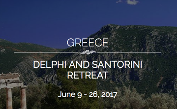 FULL 18 Day Delphi and Santorini Summer Solstice Greek Odyssey