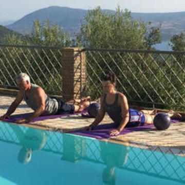 Pilates and Mindfulness Retreat in Greece