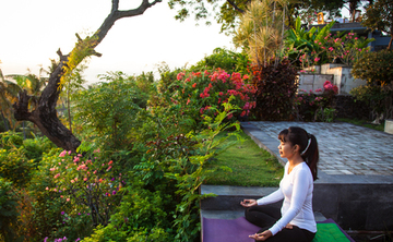 14 Days Anti-Stress Yoga and Ayurveda Retreat in Bali