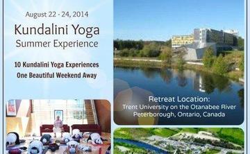 Kundalini Yog Summer Experience 2014 Retreat