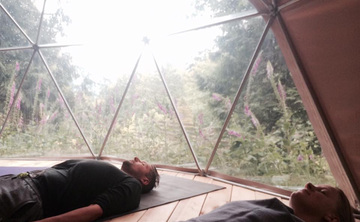 Art of Living Retreat - BOWEN ISLAND, BRITISH COLUMBIA (yoga, detox, raw food, meditation, transformation)