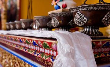 Dzinpa Rangdröl Ngöndro Retreat: der geheimen Herzessenz der Dakini
