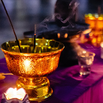 EVOLVING THROUGH TANTRA - Tantric Rituals in Thailand