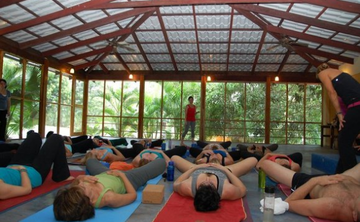 Yoga Namasthe'
