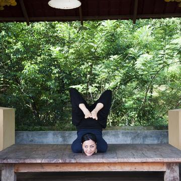 5 nights yoga retreat in Samadhi
