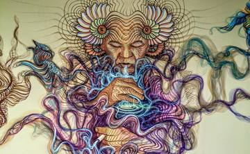 "November 2017, Embrace the Medicine, ""Aire"" 6 Day Ayahuasca Retreat"