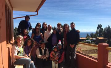 Silent Meditation Retreat at Lake Titicaca - 2017 March