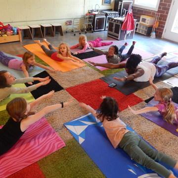 McCool Kids Yoga