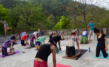 200 Hour Yoga Teacher Training-Rishikesh, India (Registered Yoga School)