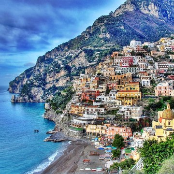 Ciao Amalfi Yoga & Wellness Retreat with Sarah Memme