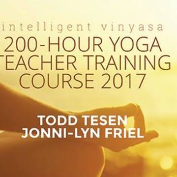 Intelligent Vinyasa 200 hour Yoga Teacher Training