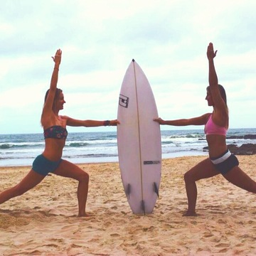Yoga and Surf Retreat in Itacare