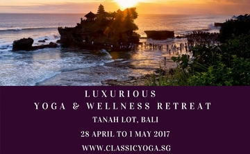 Yoga and Wellness Retreat in Bali