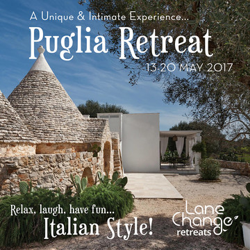 A Unique & Intimate Experience - Puglia Retreat, Italy