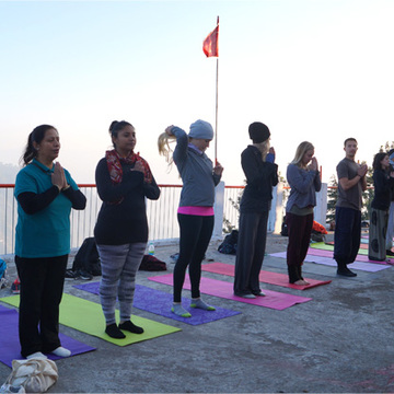 28 Days Meditation Teacher Training in Rishikesh